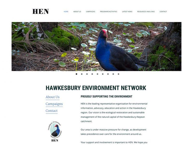 Hawkesbury Environment Network