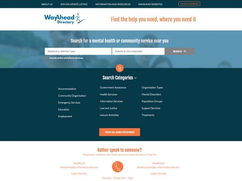 WayAhead Directory